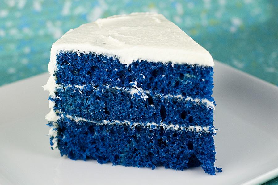 Blue Velvet Cake Review