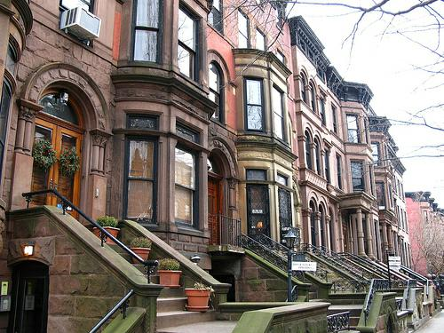 The ny times talks bed stuy 39 s change ourbksocial for Sale house in brooklyn