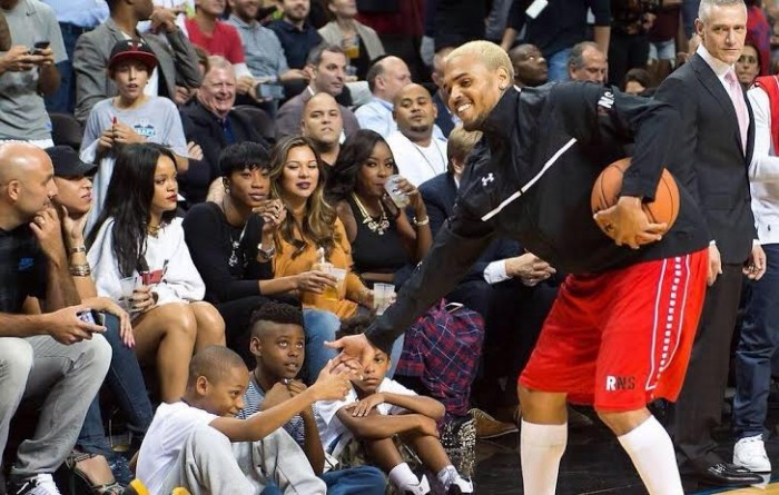 Roc Nation Charity Basketball Game