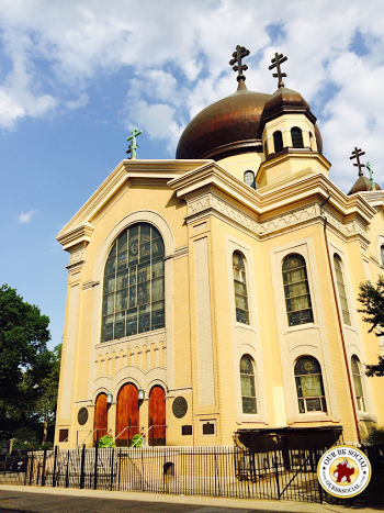 Russian Orthodox Greek Catholic Cathedral of the Transfiguration of Our Lord