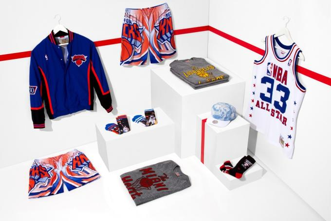 Bloomingdales & NBA Team Up For Exclusive All-Star Merchandise