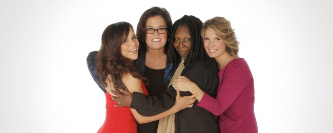 Rosie Perez WILL Return To 'The View' In February!