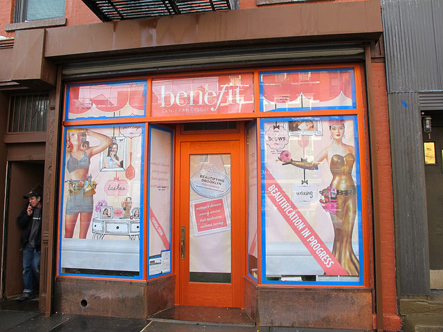 Benefit Cosmetics Will Open Its 1st Brooklyn Store In Cobble Hill