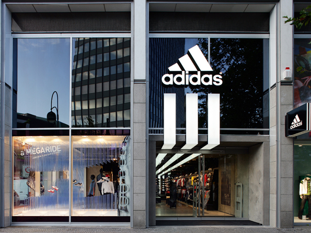 first adidas flagship headed downtown brooklyn ourbksocial. Black Bedroom Furniture Sets. Home Design Ideas