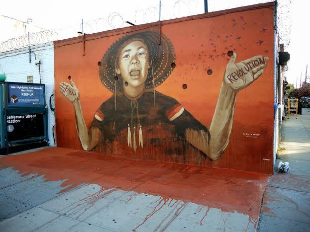 10 Murals Across Brooklyn Dedicated To Empowering Women