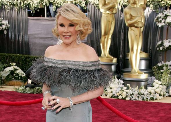 Oscars Forgets About Brooklyn Born Joan Rivers?