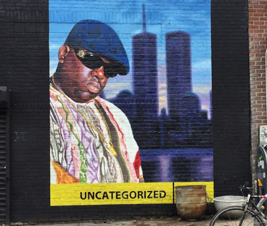 A Special Biggie Smalls Mural Headed To Clinton Hill