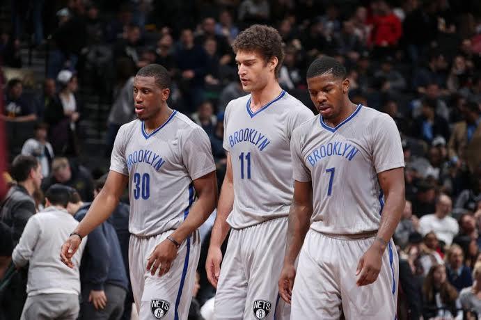 Utah Jazz Make Nets Sing The Blue's, Nets Fall 25-36