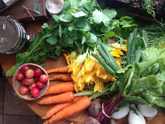 Health Geeks, Here's 15 Fresh Farmers Markets In Brooklyn