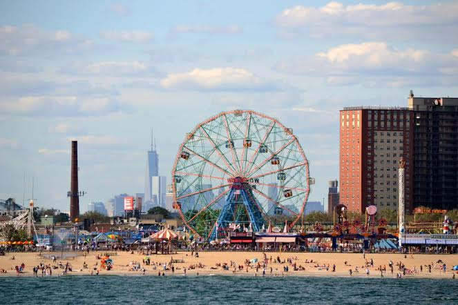 Coney Island Is Getting All Cleaned Up, Finally!