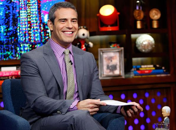Andy Cohen Reveals He's Looking For Brooklyn Love On Tinder