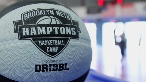 Nets Hamptons Basketball Camp Returns For Its Second Year