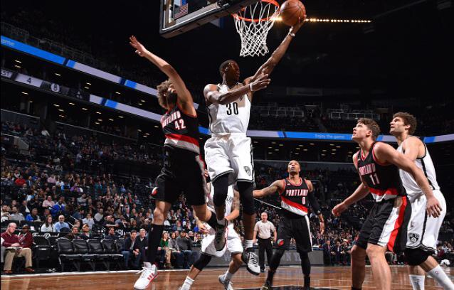 #PlayoffPush: Nets Down Portland Trailblazers; Improve to 36-41