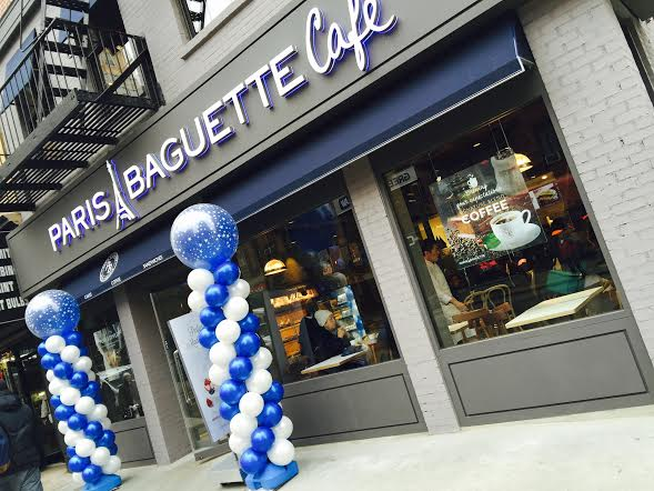 Paris Baguette Is Serving Up Sweet Treats Downtown Brooklyn