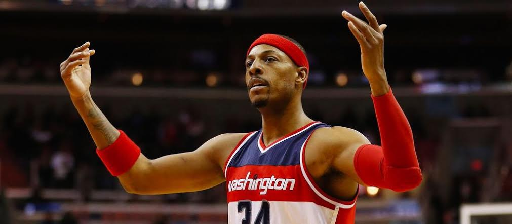 Paul Pierce Trash Talks His Former Brooklyn Nets Team