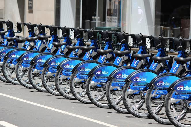 Calories Burned & Other Cool Features Headed To Citi Bike