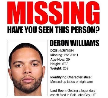 11 Hilarious Twitter Reactions To Deron Williams Missed Shot