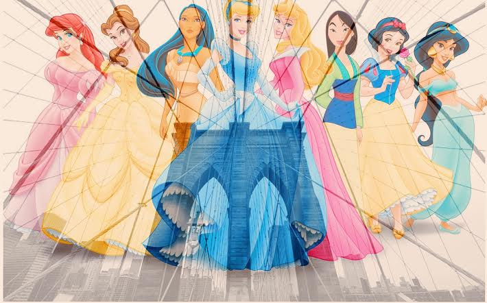 What If Disney Princesses Lived Happily Ever After In...Brooklyn
