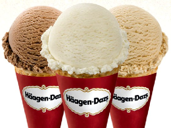 Find A Haagen-Dazs Quick For FREE Cone Day