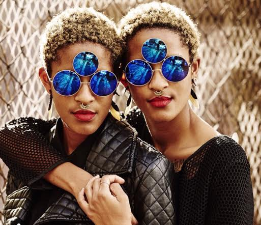 Meet The Bushwick Twins That Design Sunglasses For Beyonce