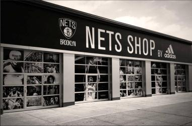 Nets Shop By Adidas Returns To Coney Island For The Summer