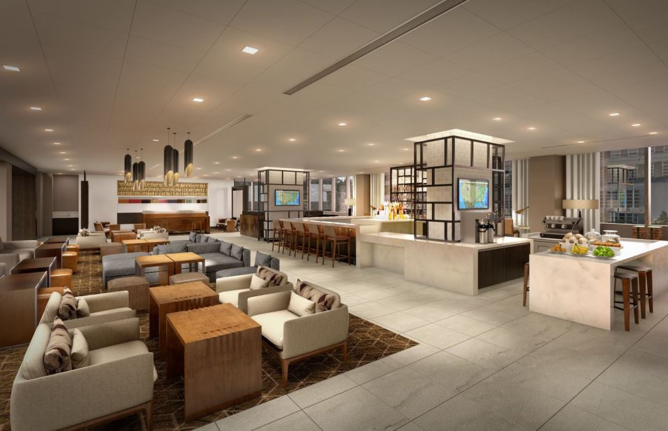 Brooklyn Bridge Marriott Unveils Part One Of $43M Renovation