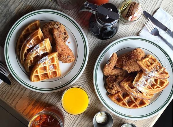 Nas To Help Chicken N Waffles Phenomenon 'Sweet Chick' Expand