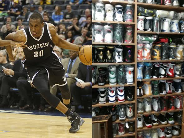 Thaddeus Young's Jordan Collection Will Make You Cry