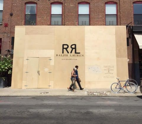 Oh Look, Ralph Lauren Is Headed To Williamsburg
