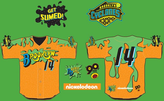 Brooklyn Cyclones Bring Back Popular 90's Nickelodeon Show Guts