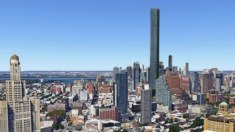 Oh Great, Brooklyn Could Be Adding A Skyscraper To Its Skyline