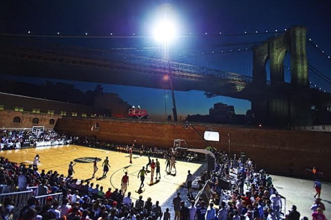 Annual Under Armour Elite 24 Basketball Game Returns To Brooklyn