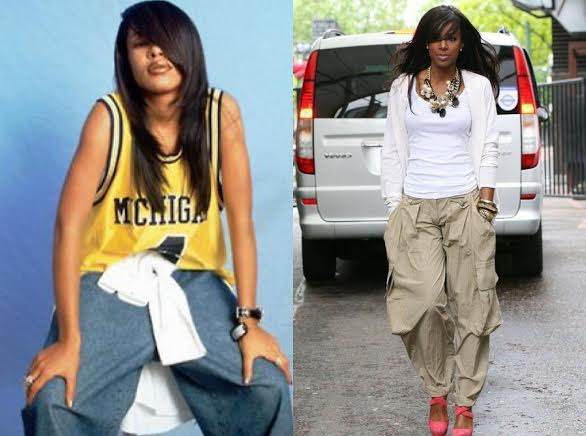 6 Aaliyah Specific Styles Still On Trend Today Ourbksocial