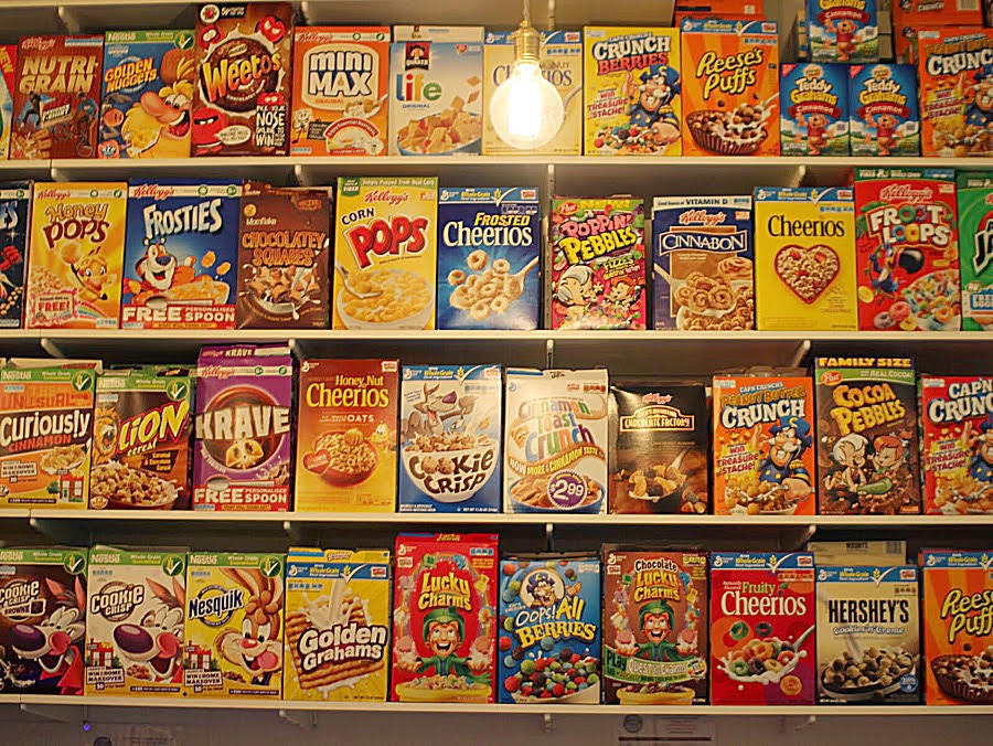 There's A Cereal Bar Headed To Prospect Heights