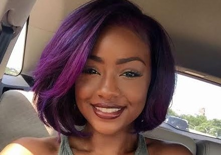 15 Times Justine Skye Made Us Want Purple Hair Ourbksocial