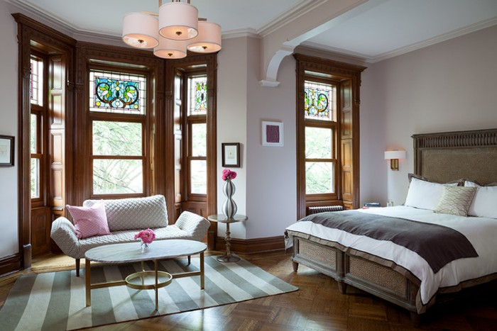You Soon Will Be Able To Stay & Dine At The 'Crooklyn' Brownstone