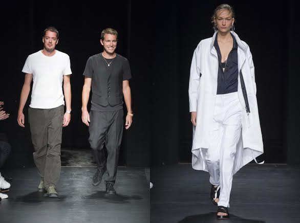 Rag & Bone Debuted Their SS16 Collection In A Dumbo WareHouse