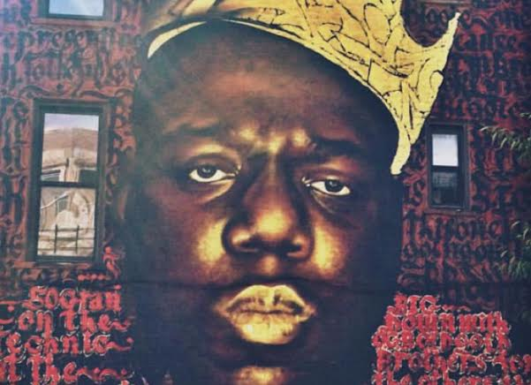 Artist Pay Homage To Biggie Smalls With 38-Foot Mural In Bed-Stuy
