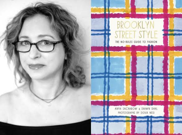 Celebrate Brooklyn Street Style With Author Anya Sacharow