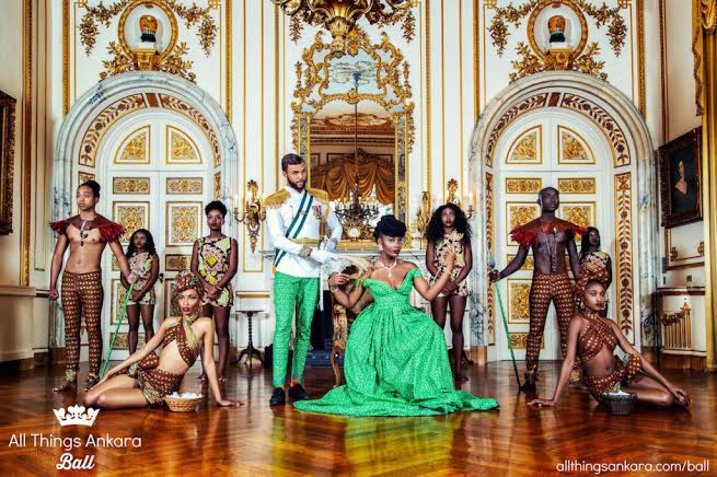 Jidenna Brings Out 'The Classic Man' In All Things Ankara Shoot