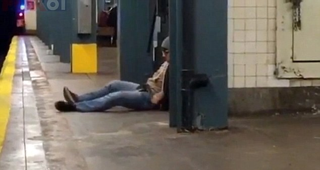 Rat Crawls On Man In Crown Heights Subway And Snaps Photo