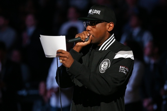 Fabolous Loves The Brooklyn Nets, Even Though They're Losing