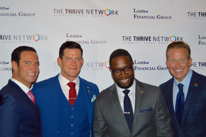 The THRIVE Network Honors A Few Outstanding Humanitarians
