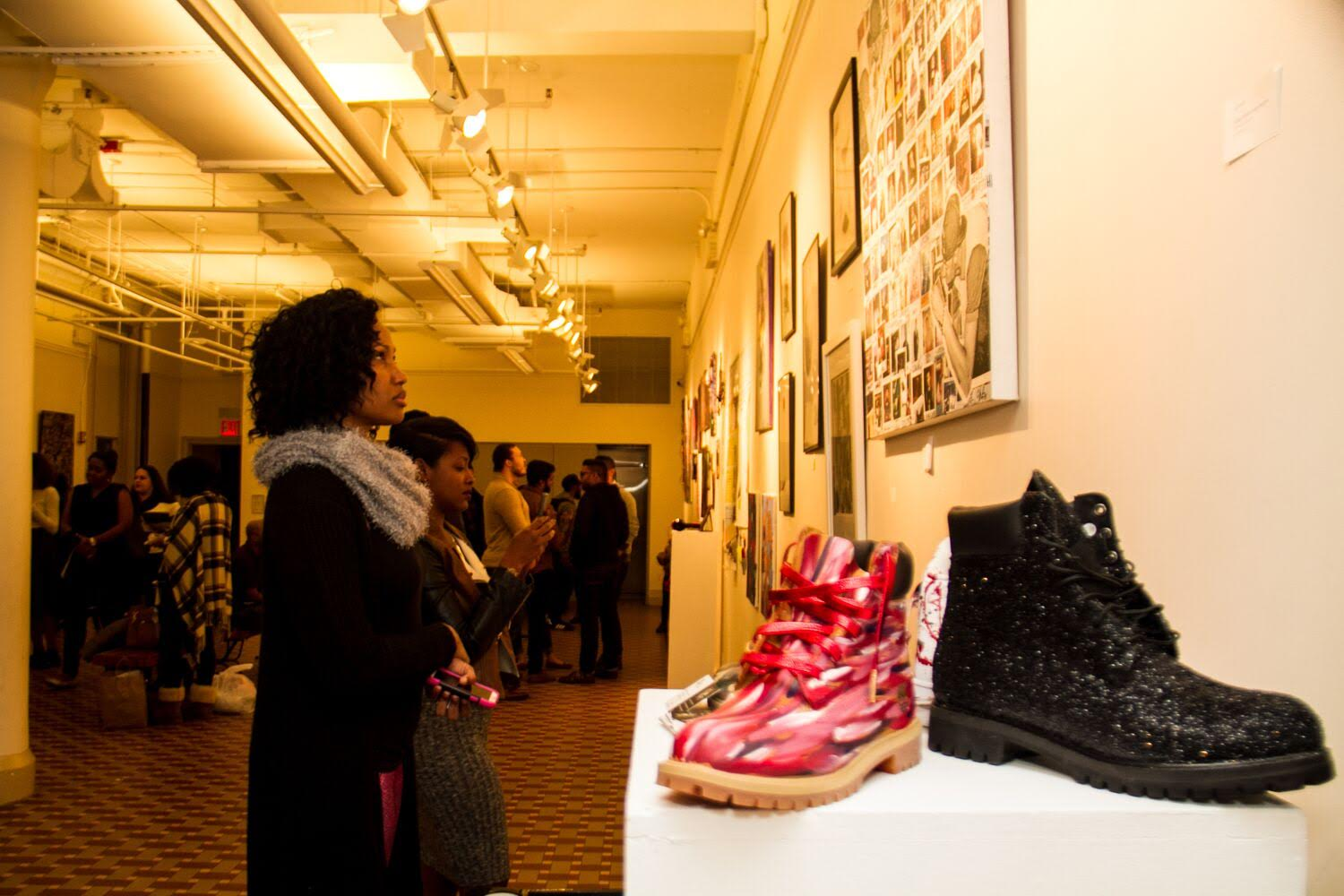 One Brooklyn Artist Who Spreads Love One Timberland At A Time