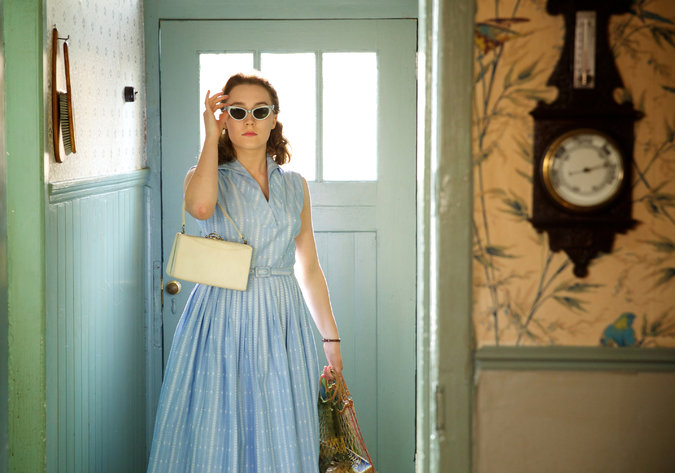 'Brooklyn' Hold Your Head: Golden Globes Ignores A Great Movie