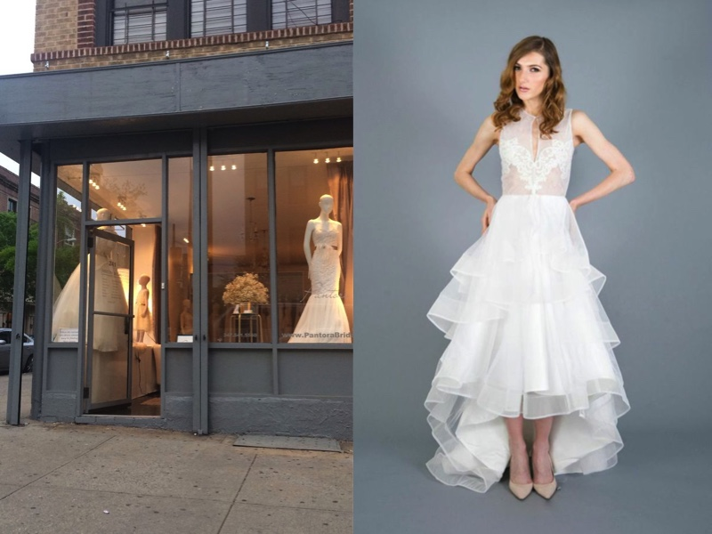 Crown Heights Bridal Shop Adds Fine Elegance To Neighborhood