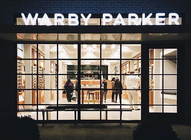 More Hipster Fashion Heads To BK With Warby Parker Opening