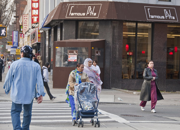 One Presidential Candidate Is Affecting Brooklyn's Arab Community