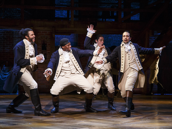 #NotSoBrooklynNews: Cast Of 'Hamilton' Will Perform At The Grammys