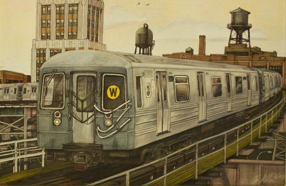 What's Happening To Brooklyn Trains? The L, 3, 4 And Oh, The W!